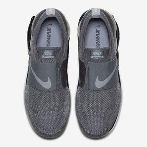 Cool grey Nike moc vapormax